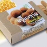 สบู่มะขาม น้ำผึ้ง (by ชีวาร์ chewa)