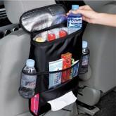 Car Chair Seat Bag กระเป๋าเอนกประสงค์ใส่ของในรถยนต์ -Black