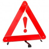 Car Trouble Warning Board Safety Warning Folding Reflective Triangle Parking Sign