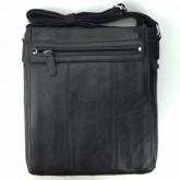กระเป๋าสะพายหนังแท้ซิปข้างipad2-3