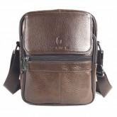 กระเป๋าสะพายหนังแท้ใบกระทัดรัด