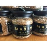 MAXIM COFFEE DEEP LINE แบบขวด 80กรัม สีทอง