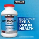 Kirkland Signature Ocusight Adult 50+, 300 Softgels_Copy