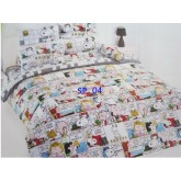 ชุดเครื่องนอน TOTO ลายการ์ตูน Snoopy สินค้าลิขสิทธิ์แท้
