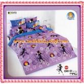 ชุดเครื่องนอน ผ้าปูที่นอนโตโต้ เกวน Gwen - GW01