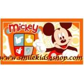 ผ้าขนหนูลายการ์ตูน ลิขสิทธิ์ Mickey mouse