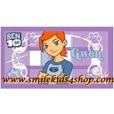 ผ้าขนหนูลายการ์ตูน ลิขสิทธิ์ Gwen 10