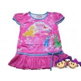 เสื้อเด็กผู้หญิง เสื้อลายการ์ตูน ผ้าลื่นใส่สบาย เนื้อดี สินค้าลิขสิทธิ์แท้ ราคาถูก คุณภาพดี