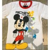 ลิขสิทธิ์แท้ cool planet เสื้อยืด แขนสั้น เนื้อคอตต้อน ลาย มิกกี้เม้าส์ Mickey mouse