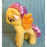 ตุ๊กตา ม้าน้อย โพนี่ (My Little Pony) ตัวเล็ก ขนาดสูง 6 นิ้ว