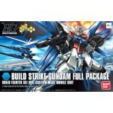 Build Strike Gundam Full Package  1/144 [Bandai] ของเล่นเด็กผู้ชาย กันดั้ม Gundam กันพลา ยอดอิต