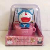 ตุ๊กตาหัวโยก พลังงานแสงอาทิตย์ โซล่า เซล (Salar Cell) ลาย โดเรม่อน Doraemon