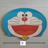 อุปกรณ์ เครื่องครัว จาน เมลามีน ลาย โดเรม่อน Doraemon ขนาดกว้าง 9 นิ้ว