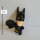 อุปกรณ์ แต่งรถ แบทแมน (Batman) ตัวตุ๊กตาติดเสาอากาศรถ หรือติดกระจกรถ ก็ได้ (ดึงตัวจุ๊บติดกระจกออก แล
