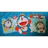 ผ้าขนหนู โดราเอม่อน Doraemon เนื้อนิ่ม ไซด์กลาง 24x48 นิ้ว