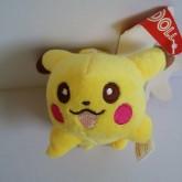 พวงกุญแจ ตุ๊กตา Pokemon (โปเกมอน) ปีกาจู ขนาด 4 นิ้ว