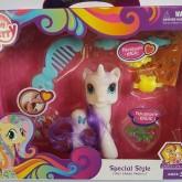 โมเดล ม้าน้อย โพนี่ (My Little Pony) Model ขนาดสูง 4 นิ้ว