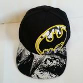หมวกแก๊ป แบทแมน Batman เด็กโต ผู้ใหญ่ ความยาวรอบหมวก 23cm ได้หลังปรับระดับได้ประมาณ 1-2 นิ้ว ตัวแบทแ