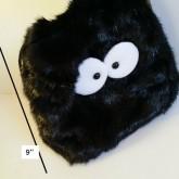 ถุงหูรูด ลาย โตโตโร่ (Totoro) ใส่เครื่องสำอาง ของกระจุ๊กกระจิ๊ก ก็ได้ค่ะ ขนาด 9x8 นิ้ว