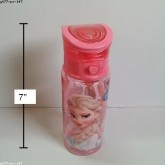 กระติกน้ำ เจ้าหญิงหิมะ Frozen (PBA Free) แบบเทดื่ม ขนาดสูง 7 นิ้ว