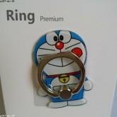 แหวนตั้งโทรศัพท์ (Ring stent) ตัวแหวนหมุนได้ 360 องศา ลาย โดราเอม่อน Doraemon