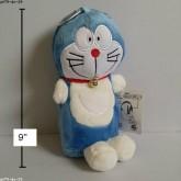 ซองดินสอ ตุ๊กตา ลาย โดราเอม่อน Doraemon ขนาด ยาว 9 นิ้ว (รวมขาด้วยคะ)