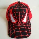 หมวกแก๊ป Spiderman สไปเดอร์แมน ด้านหลังปรับได้ค่ะ