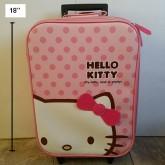 กระเป๋าเดินทาง ล้อลาก Kitty คิตตี้ ขนาด 13*18*6 นิ้ว