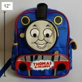เป้ โทมัส Thomas ลูกตากลิ้งไปมาได้ค่ะ ขนาด กว้าง 10.5 สูง 12 หนา 5 นิ้ว