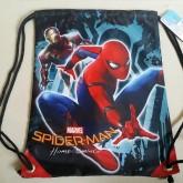 เป้หูรูดใส่ชุดว่ายน้ำ ใส่ของได้ สไปเดอร์แมน (amazing Spiderman) ขนาด 13*15นิ้ว