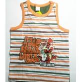 เสื้อกล้ามผ้ายืดเนื้อดี ลายการ์ตูน Trigger and pooh