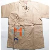 เสื้อเชิ้ตคอปก ลายการ์ตูน Mickey Mouse สำหรับเด็กผู้ชาย