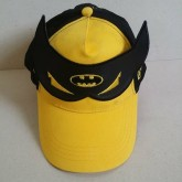 หมวกแก๊ป แบทแมน (Batman) vs ซุปเปอร์แมน Superman ขนาดรอบหมวก 21 นิ้ว ด้านหลังปรับได้อีก 1-2 นิ้ว