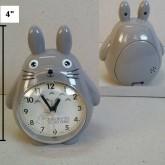 นาฬิกาปลุก ขนาดสูง ลาย โตโตโร่ (Totoro)