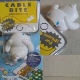 กันสายชาร์ตหัก Cable Mascot ลาย ชินนาม่อนโรล (cinnamonroll)