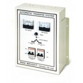 MAXBRIGHT Control Panel for Line normal 220VAC with emergency light control(HP) Size 15A Model.TR-15