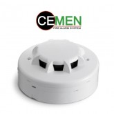 3-Wire Photoelectric Smoke Detector with Base รุ่น S-315 ยีห้อ CEMEN