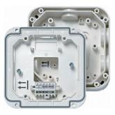 Base for Linear Smoke Detector Unit รุ่น DLB1911A ยี่ห้อ Siemens