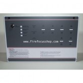 ตู้ควบคุมแจ้งเตือนเพลิงไหม้ 4 โซน รุ่น FF384-2 ยี่ห้อ Will