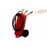 ถังดับเพลิงชนิดฟองโฟมพร้อมล้อเลื่อน ขนาด 50 ลิตร ยี่ห้อ Cenon