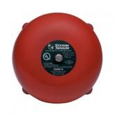 Alarm Bell, 24 VDC, Polarized, 85 dBA, Size : 6nes. รุ่น SSM24-6 ยี่ห้อ system sensor