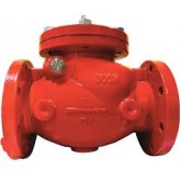 NIBCO Ductile Iron Wafer Swing Check Valve ANSI Class 150 model F-998