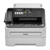 เครื่องโทรสารกระดาษธรรมดา ระบบเลเซอร์ยี่ห้อbrothe รุ่นFAX-2840