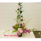 แจกันดอกไม้ญี่ปุ่น vase flower