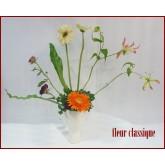 แจกันดอกไม้สไตล์ญี่ปุ่น vase flower
