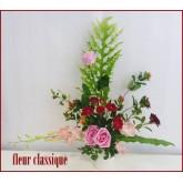 แจกันดอกไม้แบบญี่ปุ่น vase flower