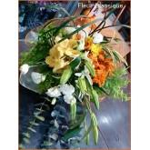 ช่อดอกไม้บูเก้ bouquet