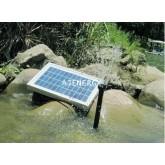 น้ำพุพลังงานแสงอาทิตย์ความสูง 180 cm