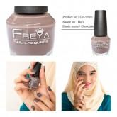 Freya H 271 - Chocolate น้ำยาทาเล็บสูตรหายใจได้จากยุโรป