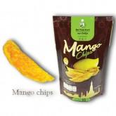 มะม่วงกรอบ Mango Chips ตรา Bee Fruit ขนาด 65 กรัม